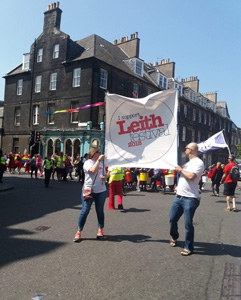 Leith Festival Pageant 2018